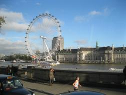 the eye of Londen - foto Pieter