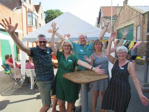 Foto's straatfeest 2019