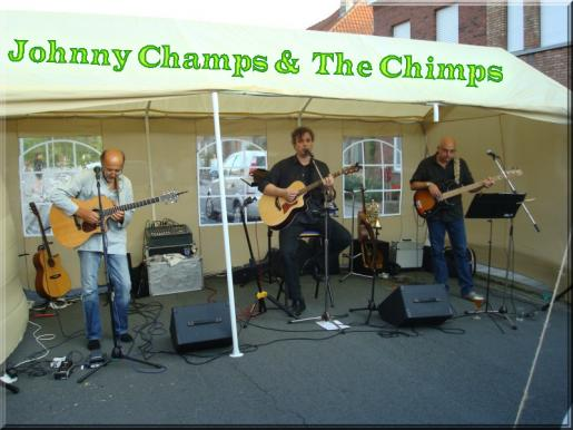 Johnny Champ & The Chimps
