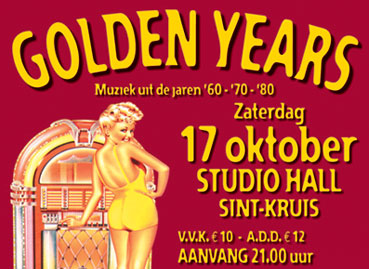 golden years sint-kruis studio hall