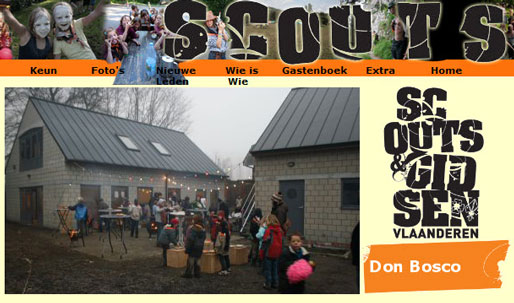 scouts Don Bosco Sint-Kruis