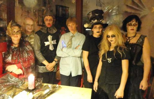 Familie Spooky
